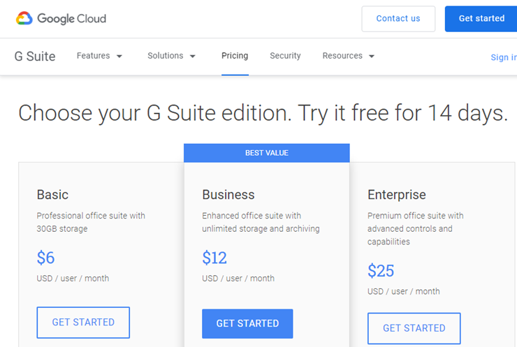 How to Create a Professional Business Email with G Suite