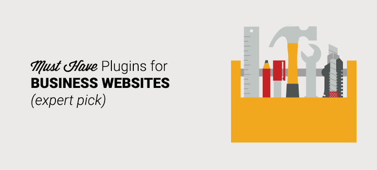 25 Must Have WordPress Plugins for Business Websites (Expert