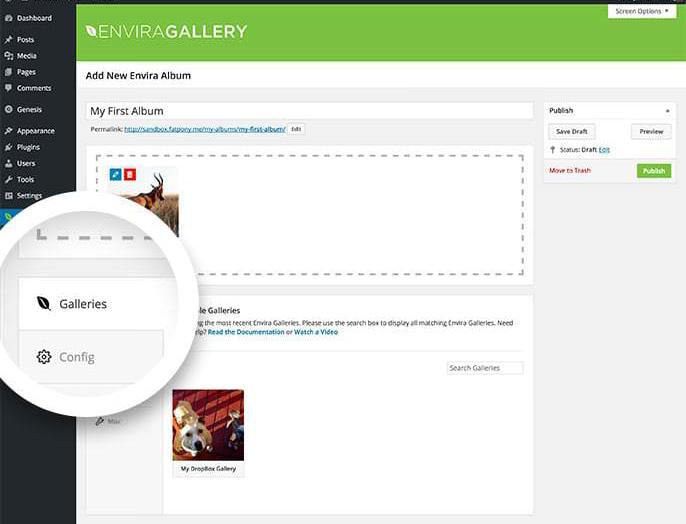 add-galleries-to-album