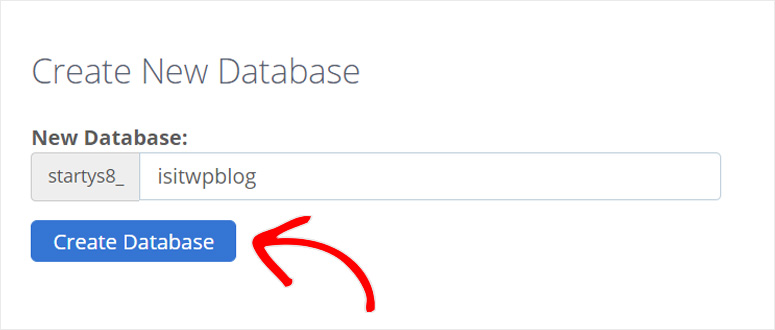 create-new-mysql-database-bluehost