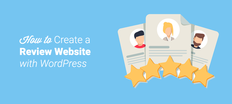 how to create a review website with wordpress