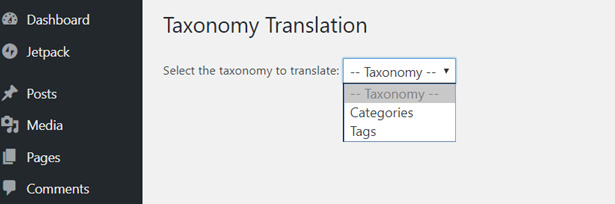 taxonomy-translation-wpml