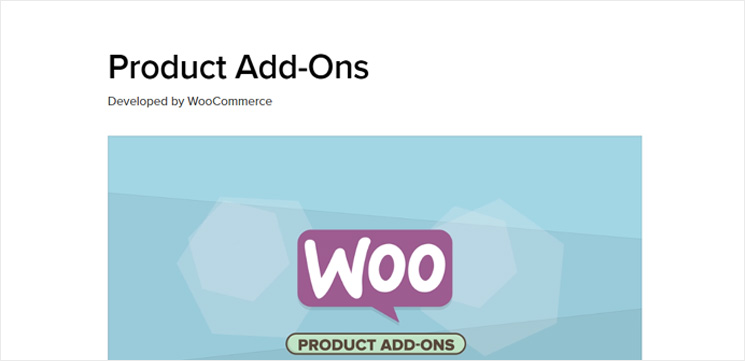 woocommerce-product-addons