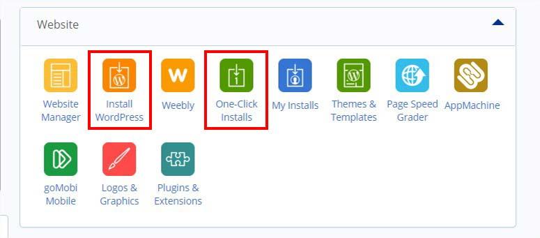 MOJO one click installs