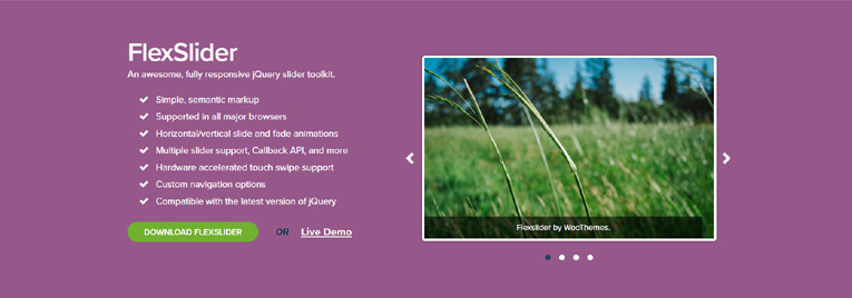 FlexSlider-wordpress-plugin