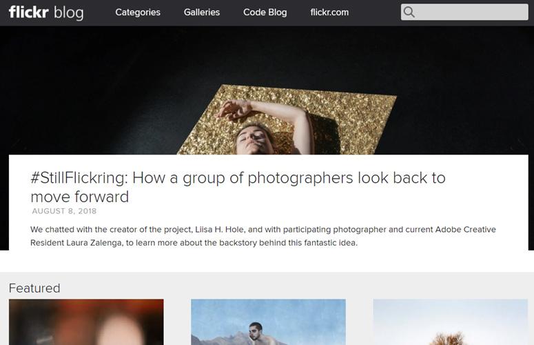 flickr-blog