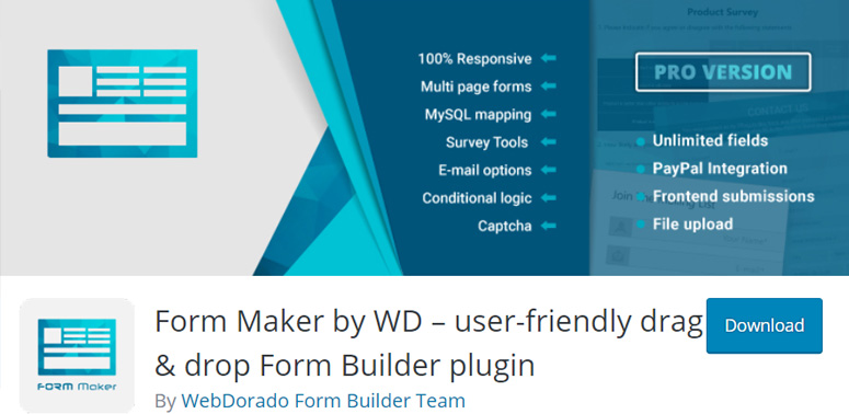 form-maker-by-wd