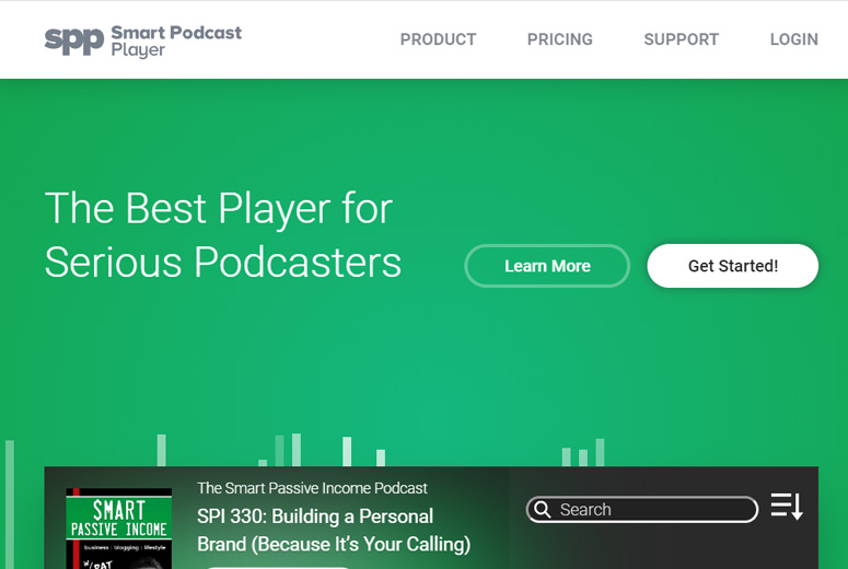 smart-podcast-player