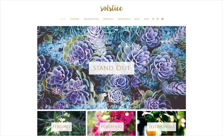 solstice-wordpress-theme