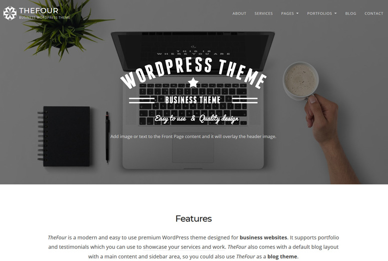 thefour-wordpress-theme