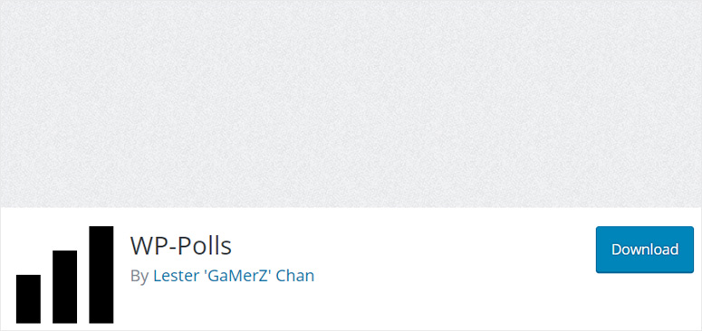 wp-polls-wordpress-plugin