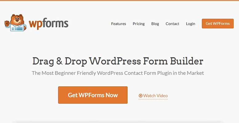 WPForms, lead magnet plugin