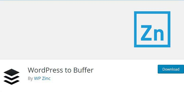 WP to Buffer