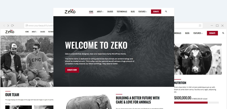 zeko theme