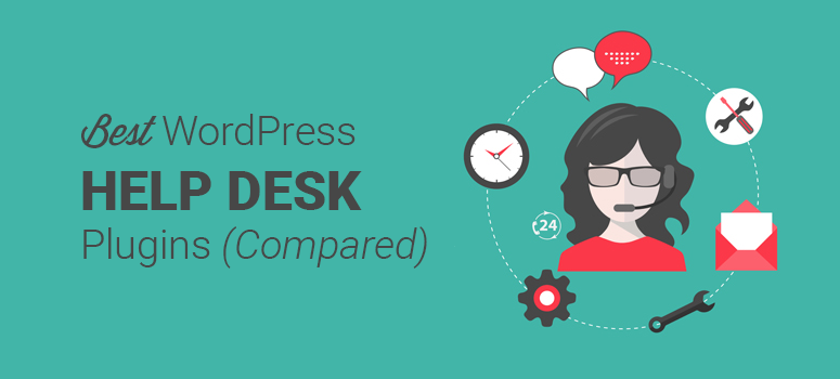 best wordpress help desk plugins