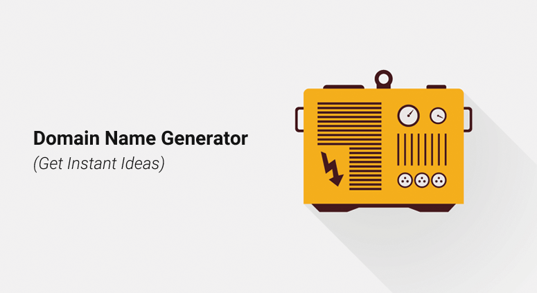Domain Name Generator by IsItWP