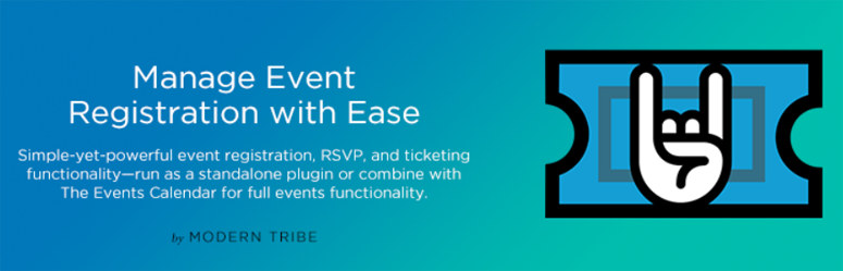 event tickets plugin