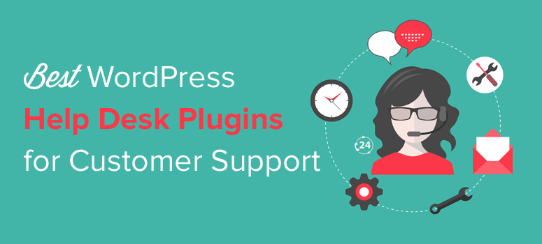 wordpress help desk plugins