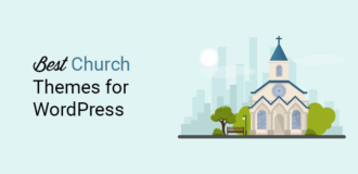 Best WordPress Themes for Churches