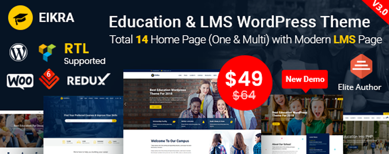 24 Best WordPress Education Themes (Compared) - 2019