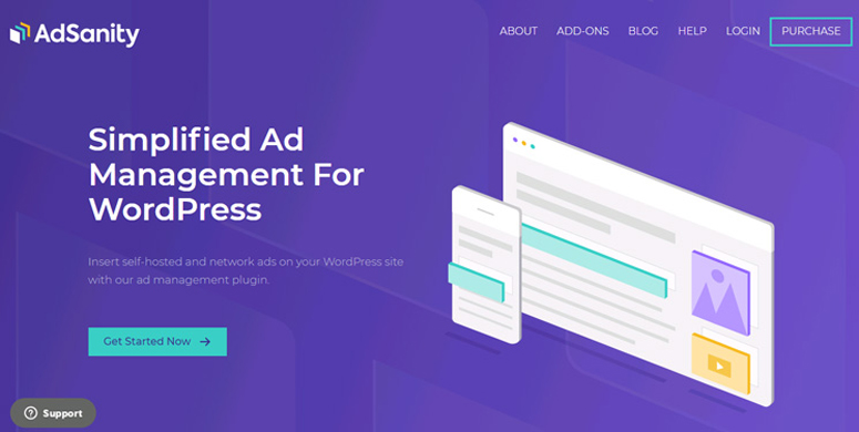 adsanity wordpress plugin