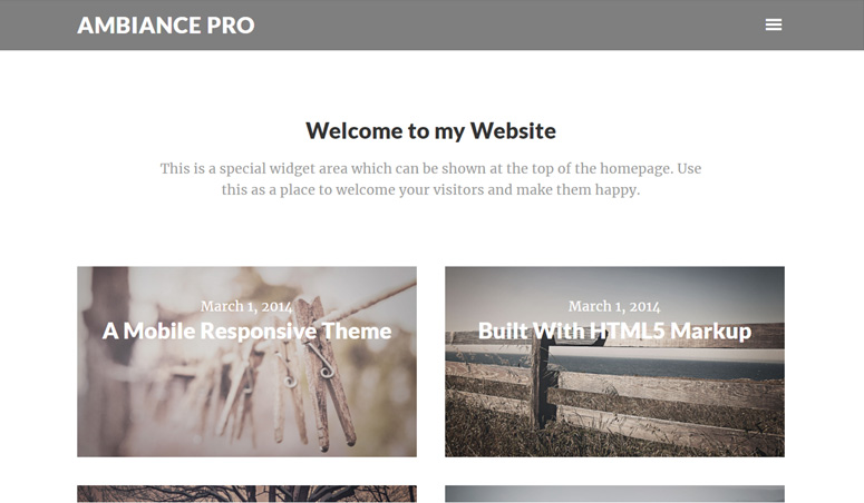 ambiance-wordpress-theme