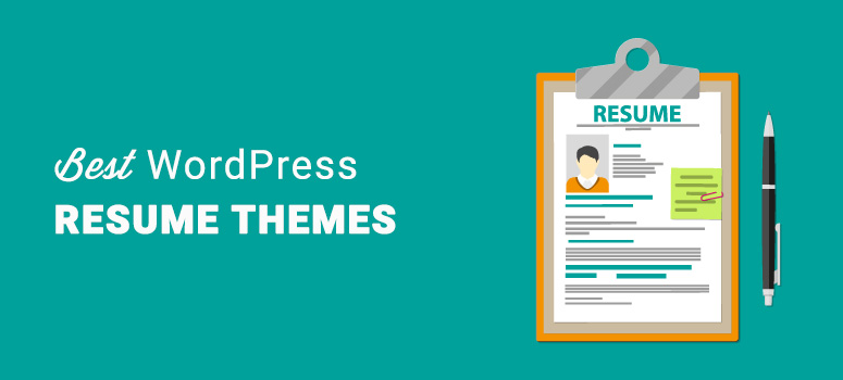 best-wordpress-resume-themes