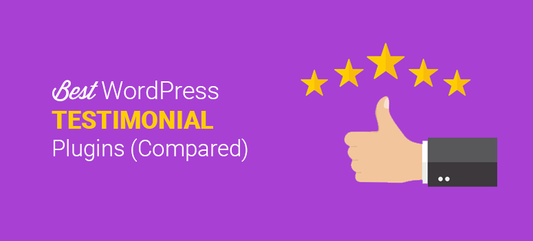 best wordpress testimonial plugins compared