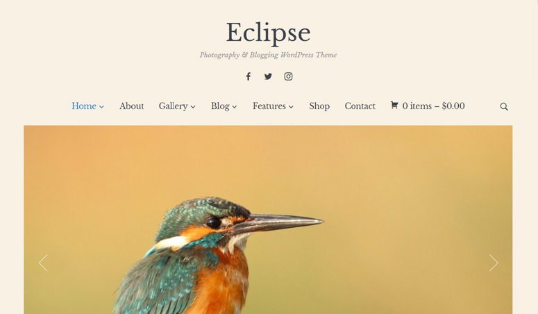 eclipse-wordpress-theme