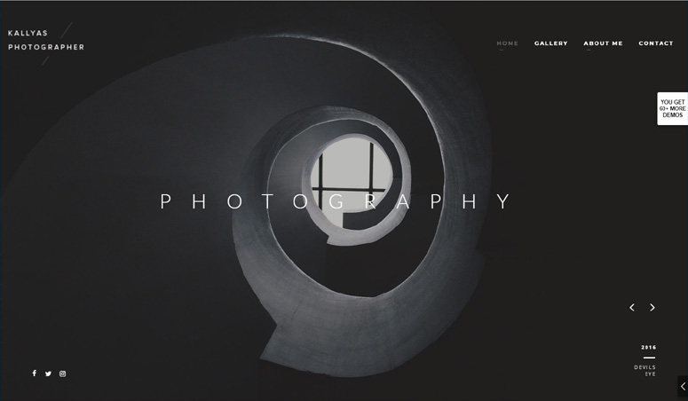 kallyas-theme-photography-site