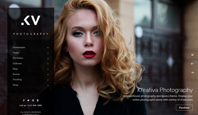 kreativa-photography-theme