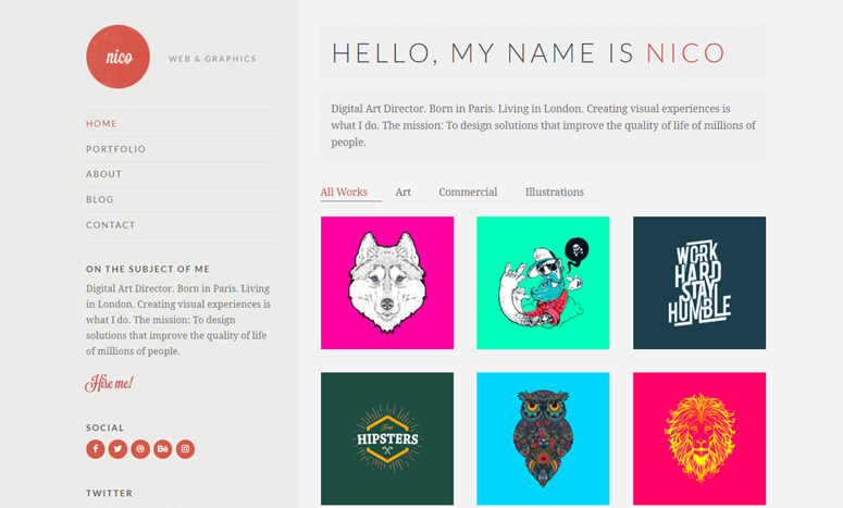 nico-wordpress-theme