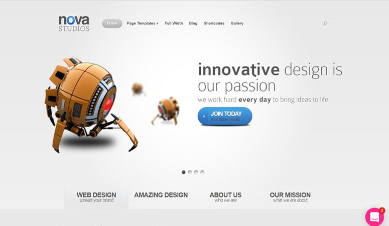 nova-wordpress-theme