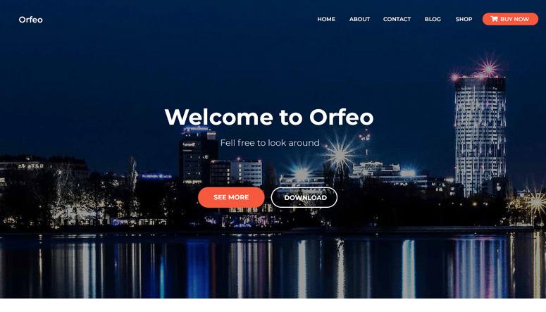 orfeo-wordpress-theme