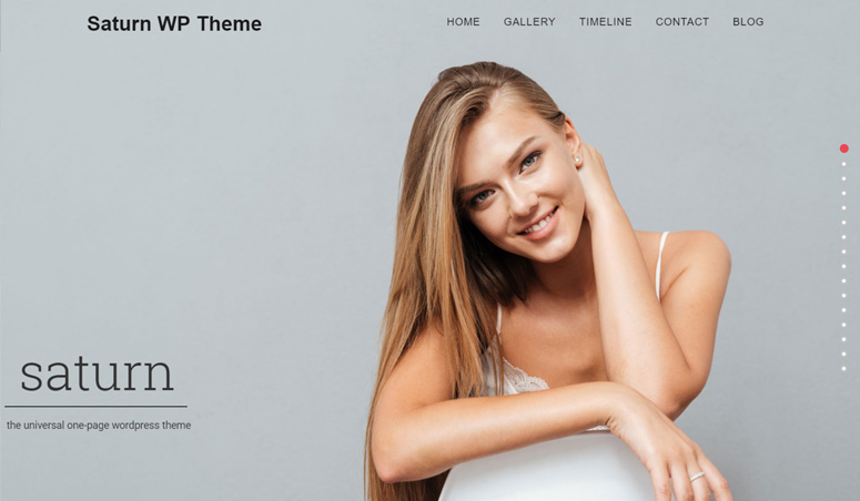 saturn-wordpress-theme