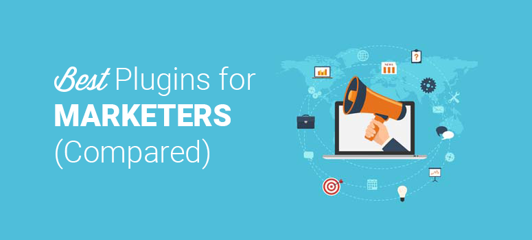 best wordpress plugins marketers