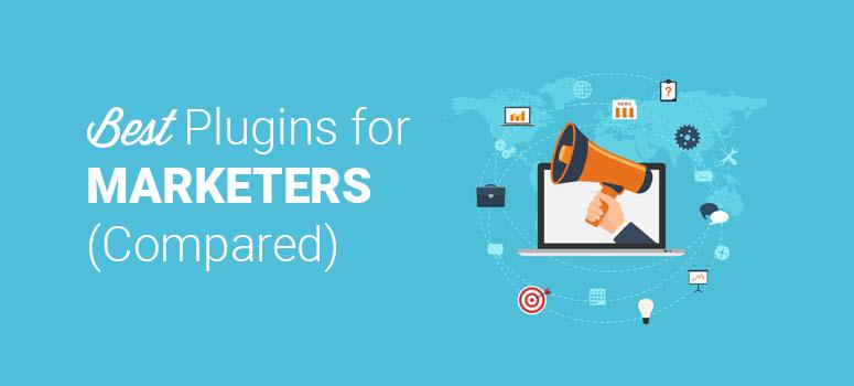 best wordpress plugins marketers