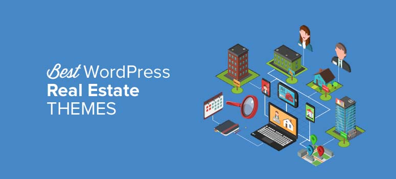 best wordpress real estate themes