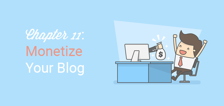 chapter 11 monetize your blog