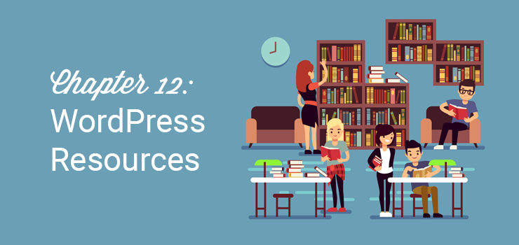 chapter 12 wordpress resources