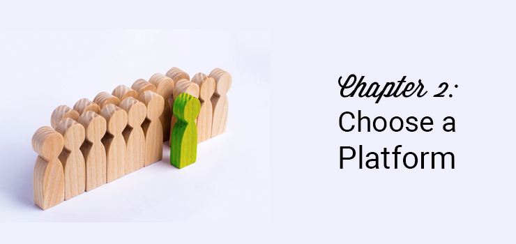 chapter 2 choose a blogging platform