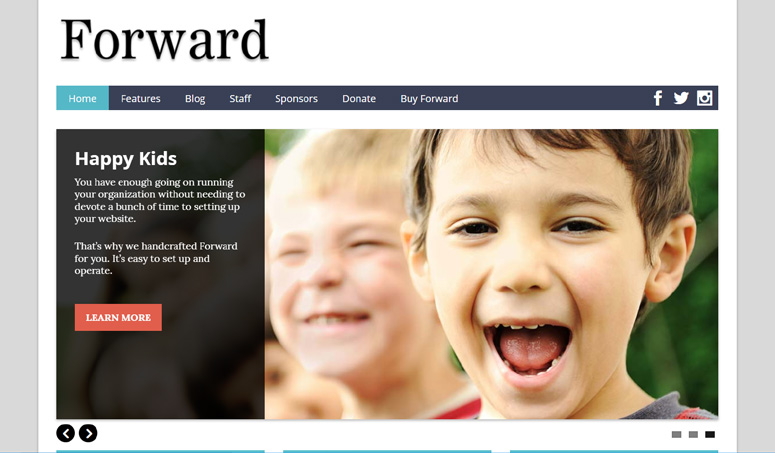 forward-wordpress-theme