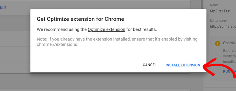 get-optimize-extension