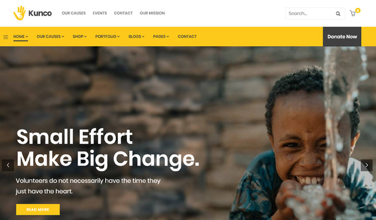 kunco-wordpress-themes-for-non-profits