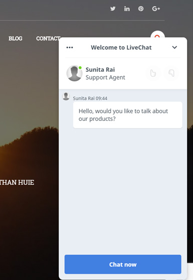 livechat-added-on-wordpress
