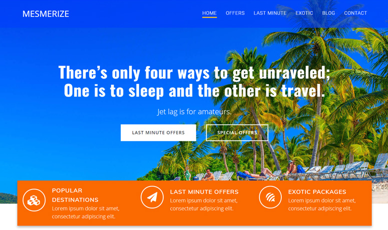 mesmerize-wordpress-theme-travel-demo