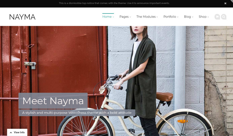 nayma-wordpress-theme