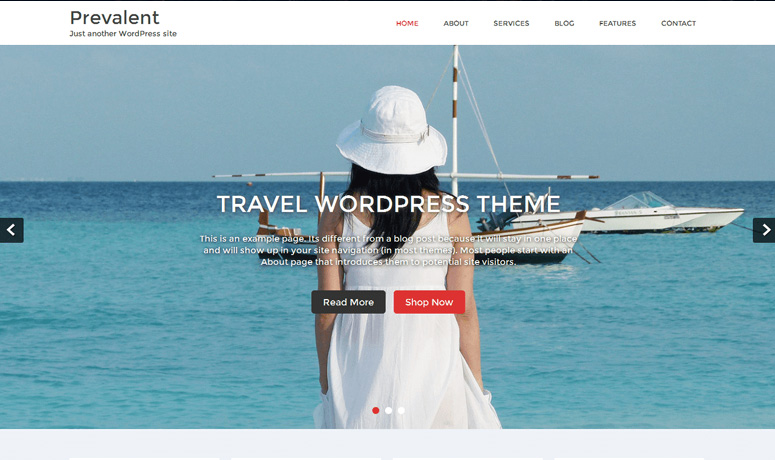 prevalent-wordpress-travel-theme