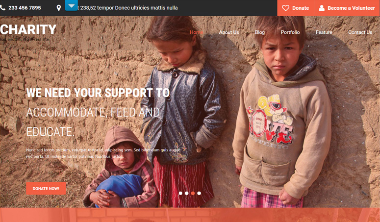 skt-charity-wordpress-theme