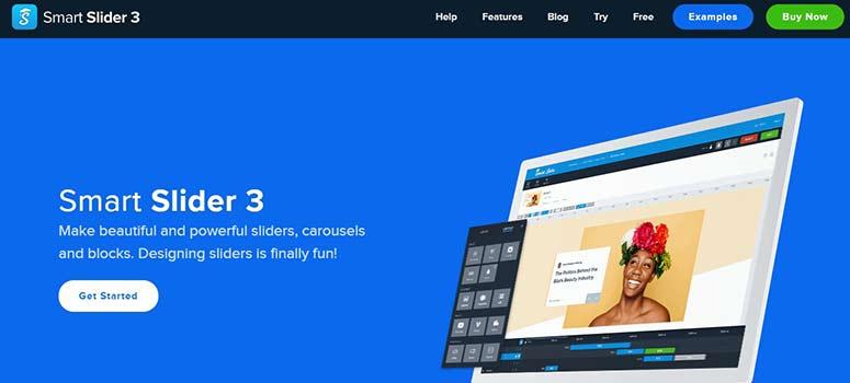 Smart Slider 3, animation plugins